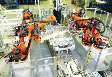 Industria constructoare de masini