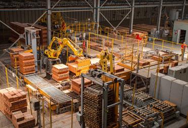 Industria materialelor de constructii