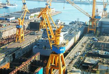 Industria santierelor navale